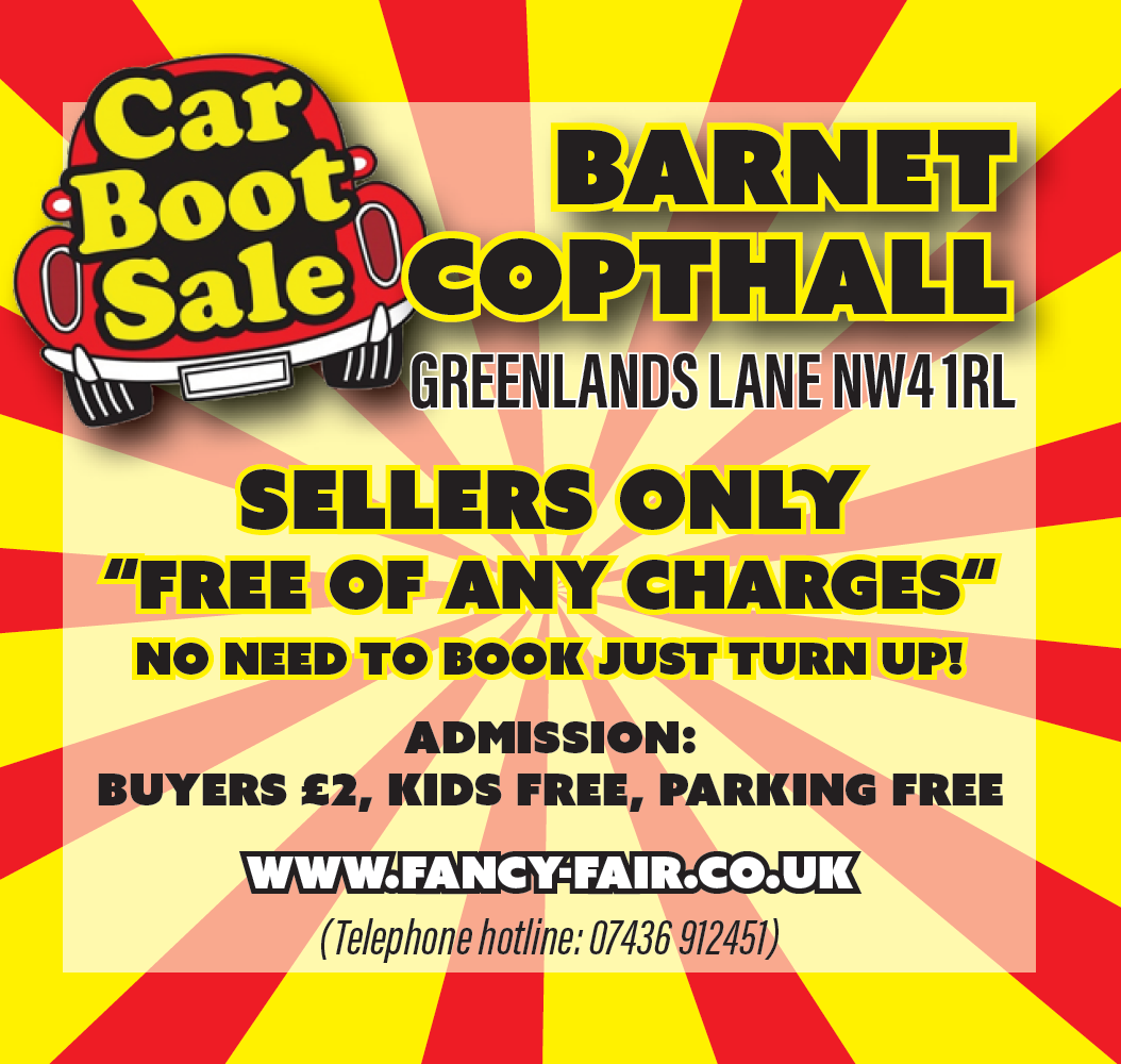 Barnet Car Boot Sale